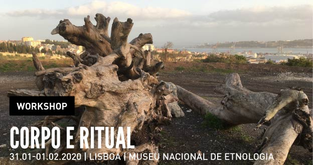 Workshop | Corpo e Ritual