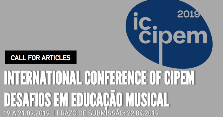 Call for Articles - IC CIPEM 2019